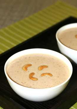 Caramel White Chocolate Palada Payasam
