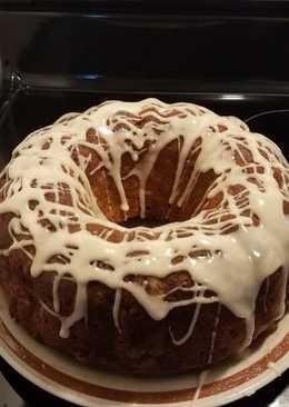 Cider-Glazed Apple Bundt Cake
