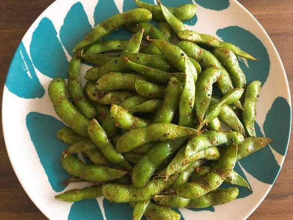 Best way to have Edamame
