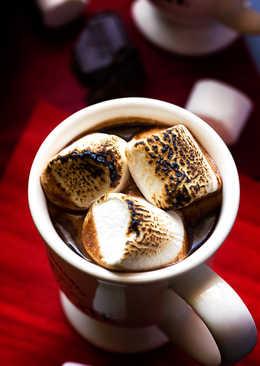 Bailey's Hot Chocolate