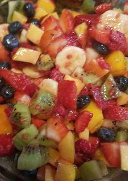 Bomb Ass Fruit Salad