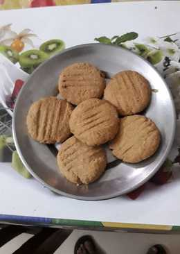 Oats ginger cookies