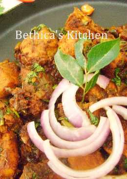 Ramadan Special - Tawa Murgh (Chicken cooked on a Griddle)