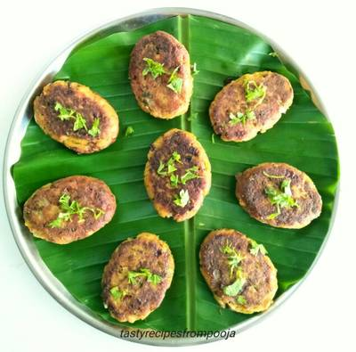 MORI VADE (Indian Dog Shark Cutlets)