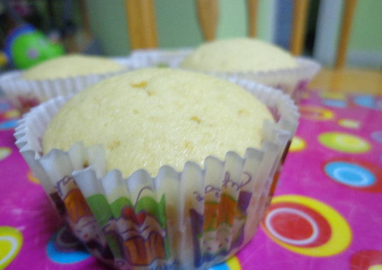 Two step cupcakes