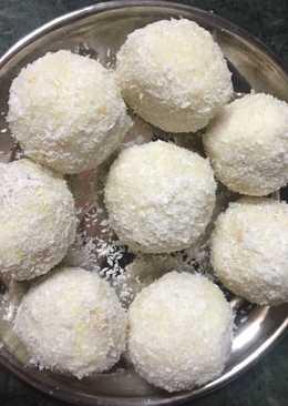 Stuffed dry fruits paneer mawa laddu