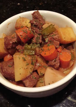 Classic Northern Beef Stew