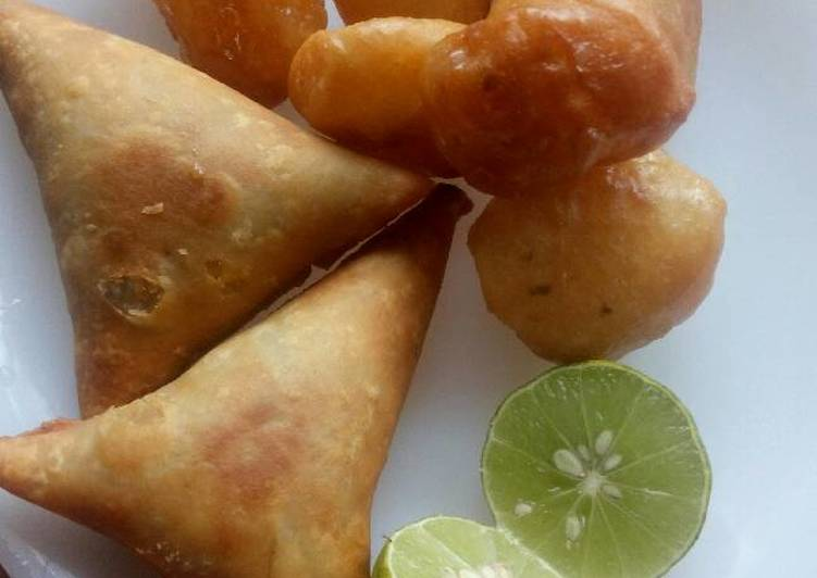 Beef Samosas Recipe by Mnawe Jane - Cookpad