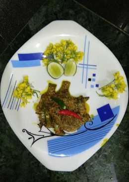Mushterd fish garvey