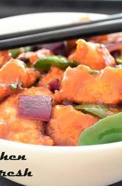 resep masakan chilli chicken indo chinese
