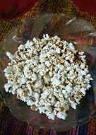 Jowar popcorn