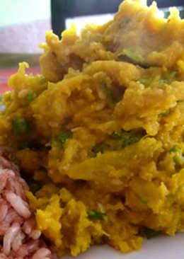 How to make May Kaidee's Pumpkin Hummus