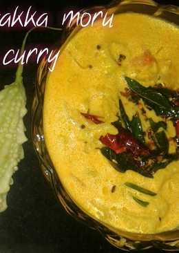 Paavakka moru curry