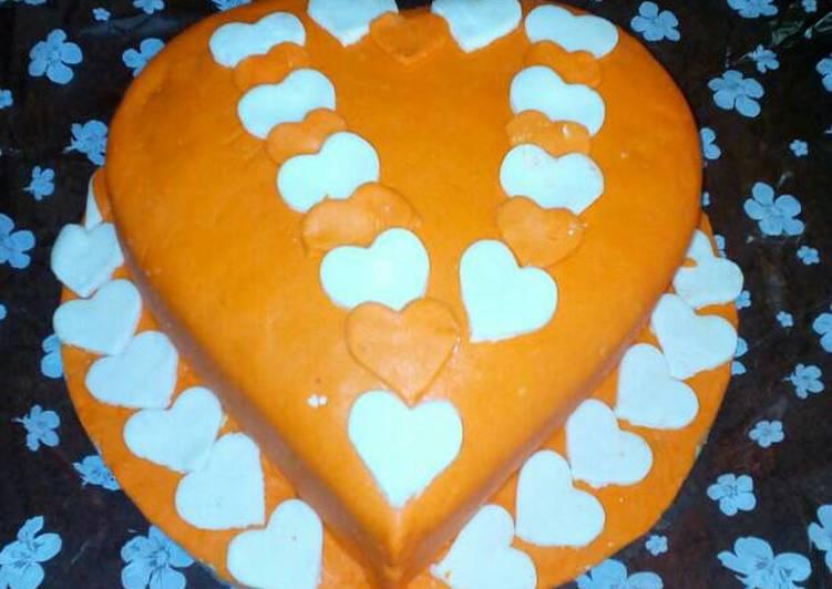 Hubby Birthday Cake Recipe By Agatha Okpanachi Cookpad