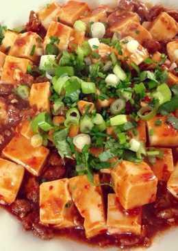 Mapu tofu #chinesecooking