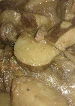 Last Minute Crock-Pot Beef Stew