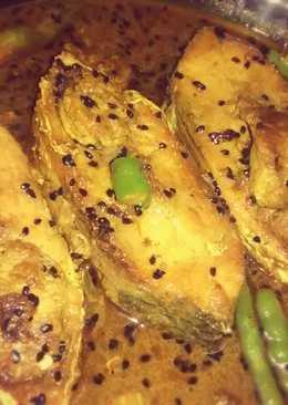 Illish Maach/Hilsa Fish Curry