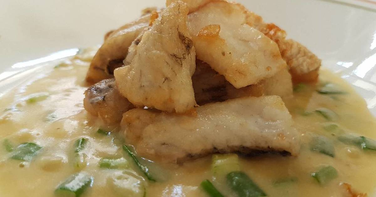 how to prepare fish fillet sauce