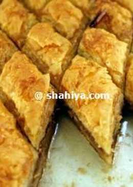 Syrian Baklava