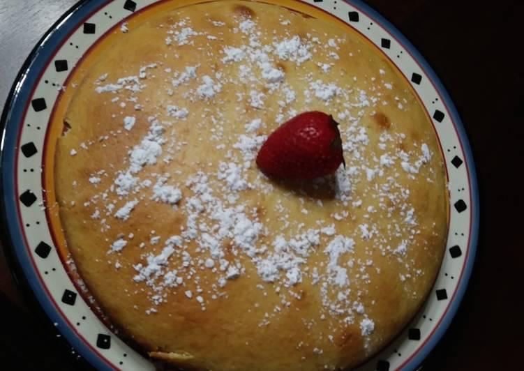 Bánh vani cổ điển