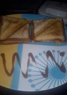 Kids tiffin#cheese onion potato sandwitch