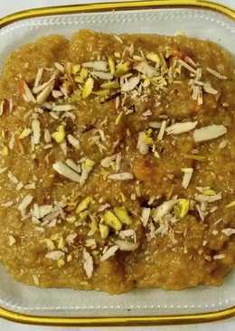 Sweet daliya/cracked wheat
