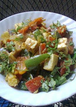Vegetable Jhaalferezee