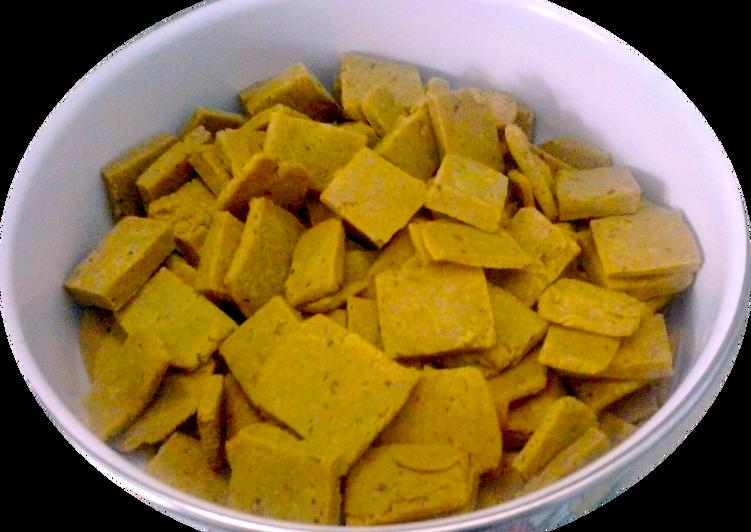 Besan (Gram flour) pare Recipe by renu jain - Cookpad