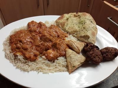 Chicken Tikka Masala 🍛