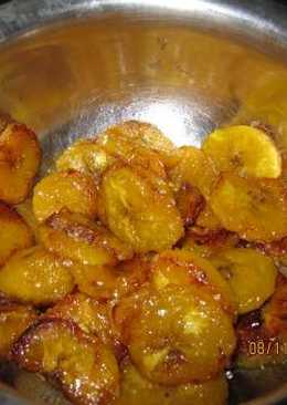 Ghee roasted Banana fry