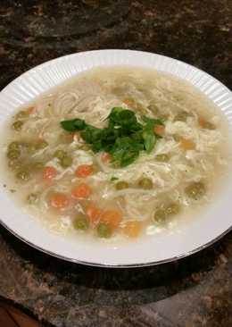 Brad's egg drop soup