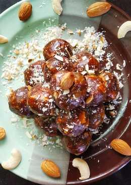 Dates ladoo recipe | Sugarfree healthy sweet recipe | healthy and delicious sweet