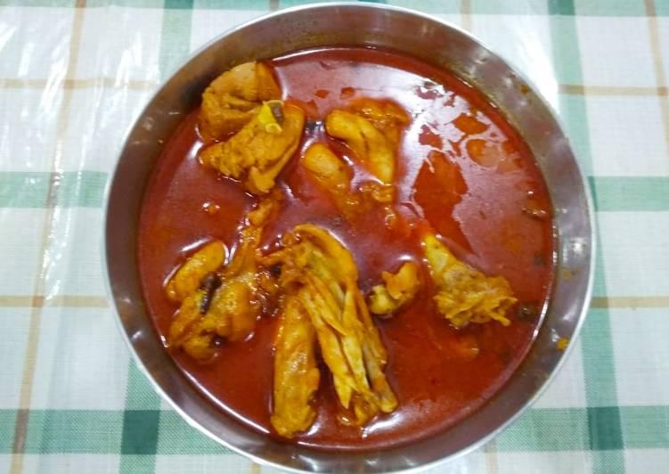 Chicken Rogan Josh Recipe By Monikas Kitchen Cookpad India