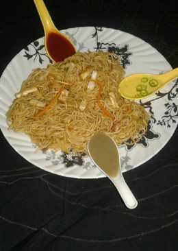 Noodles (Paneer noodles)