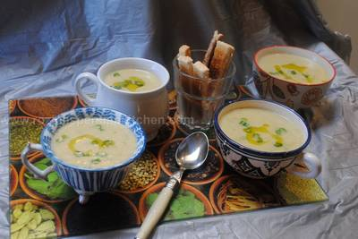 Potato soup#familyfriendly
