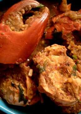 Crab Stew / Kankada jholo.....slurrrp😋;)