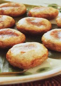 Glutinous rice flour recipes 65 recipes cookpad fried yam balls ccuart Images