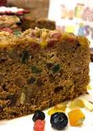 Christmas Whole Wheat Dates Dry Fruit Cake – Happy Christmas