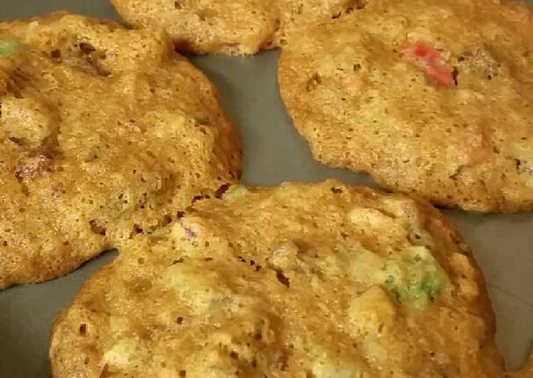 Christmas Fruitcake Cookies Recipe By Amsmickler1 Cookpad