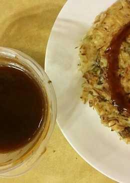Okonomiyaki Sauce (aka Japanese ketchup)