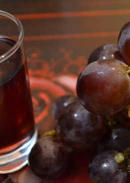 Homemade Christmas Wine