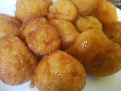 Kaimati)sweet fried dumpling#Ramadhancontest
