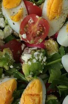 resep masakan keto salad for lunch