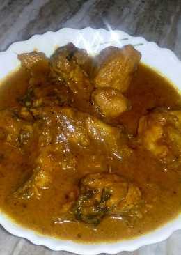 Chicken Hyederabadi Curry