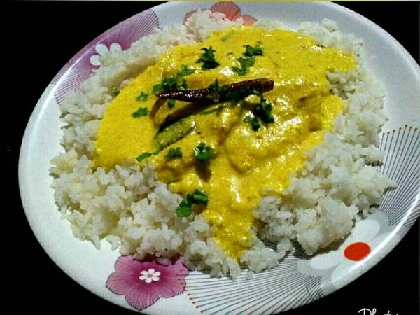 Kadhi rice