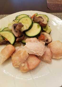 Miso Baked Chicken