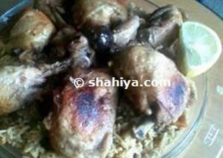 Chicken Makboos