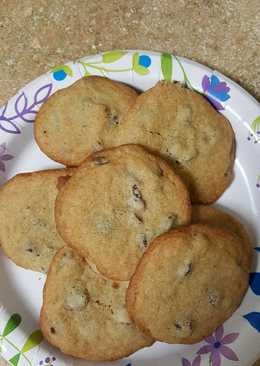 DannyBoy's Chewy Chocolate Chip Cookies