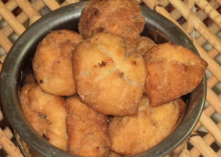 Vettu cake /Fried Cross cake