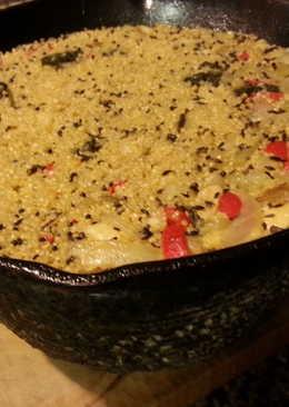 Quinoa Umpa